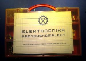 Elektroonika arenduskomplekt